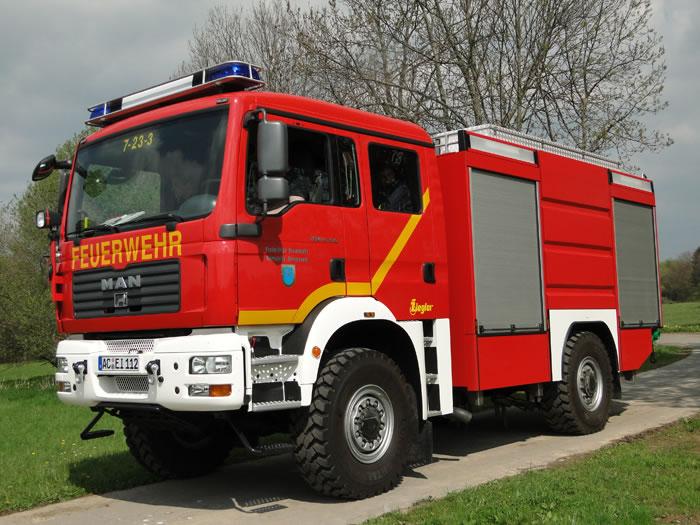 Feuerwehr Eicherscheid